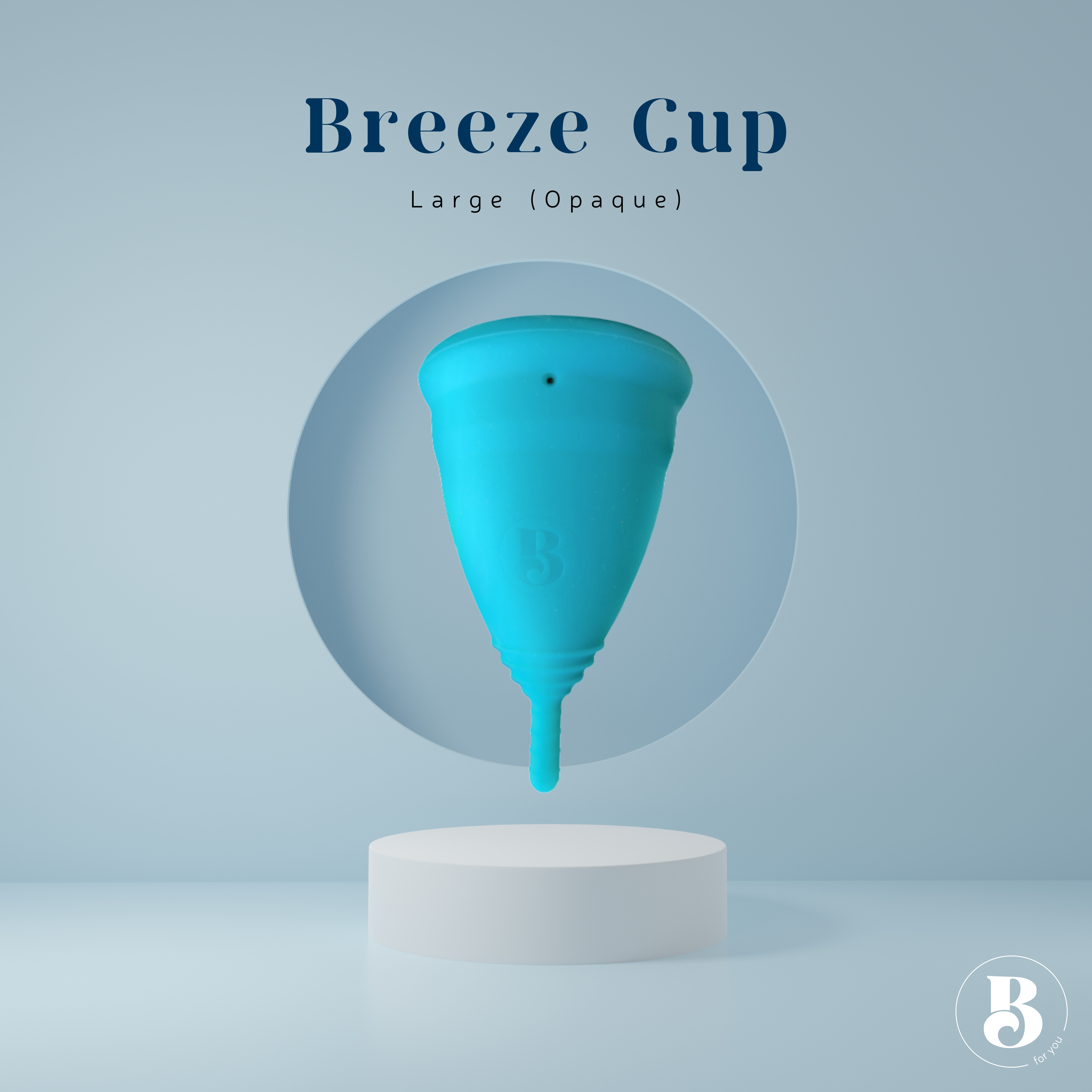 Breeze Cup Large Opaque