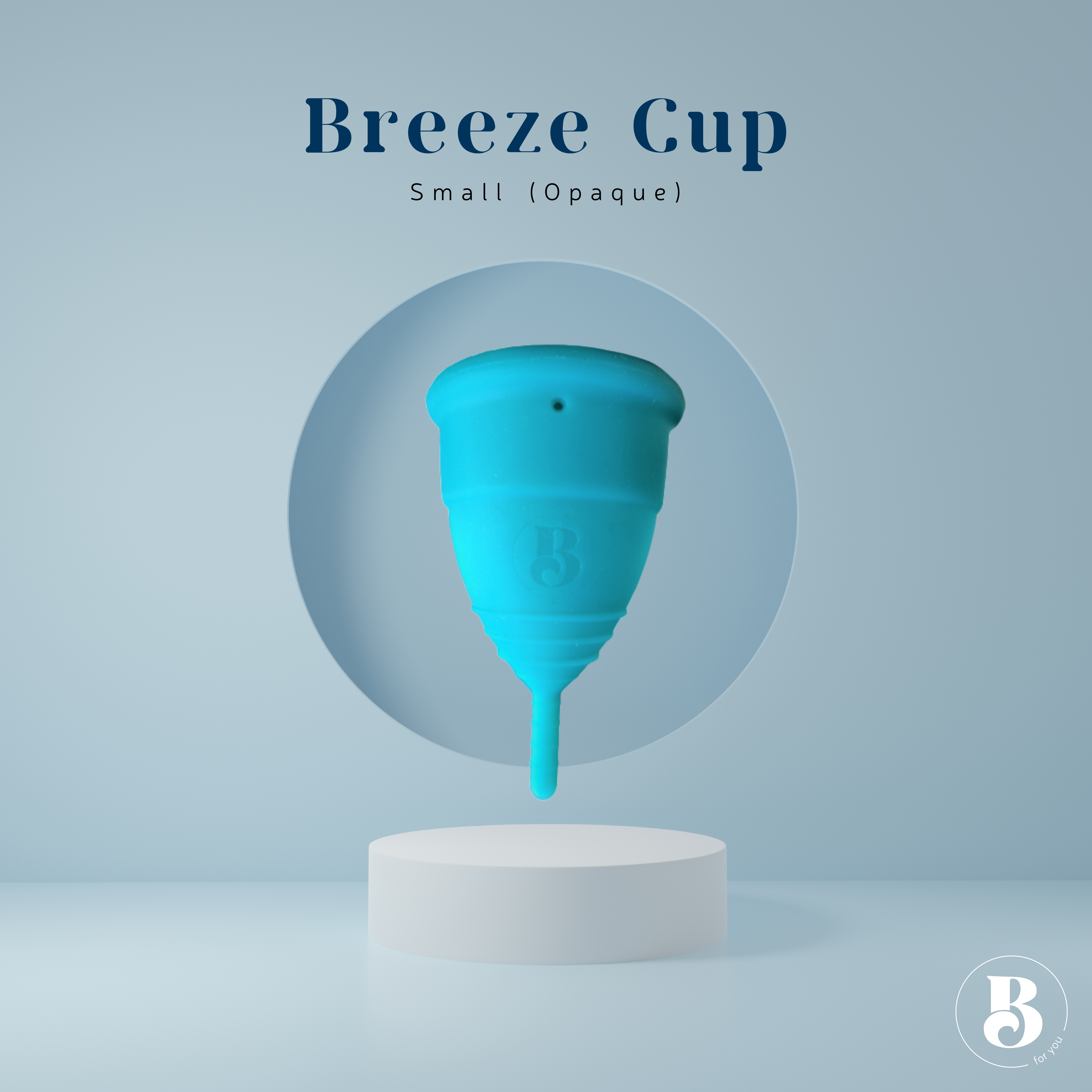 Breeze Cup Small Opaque