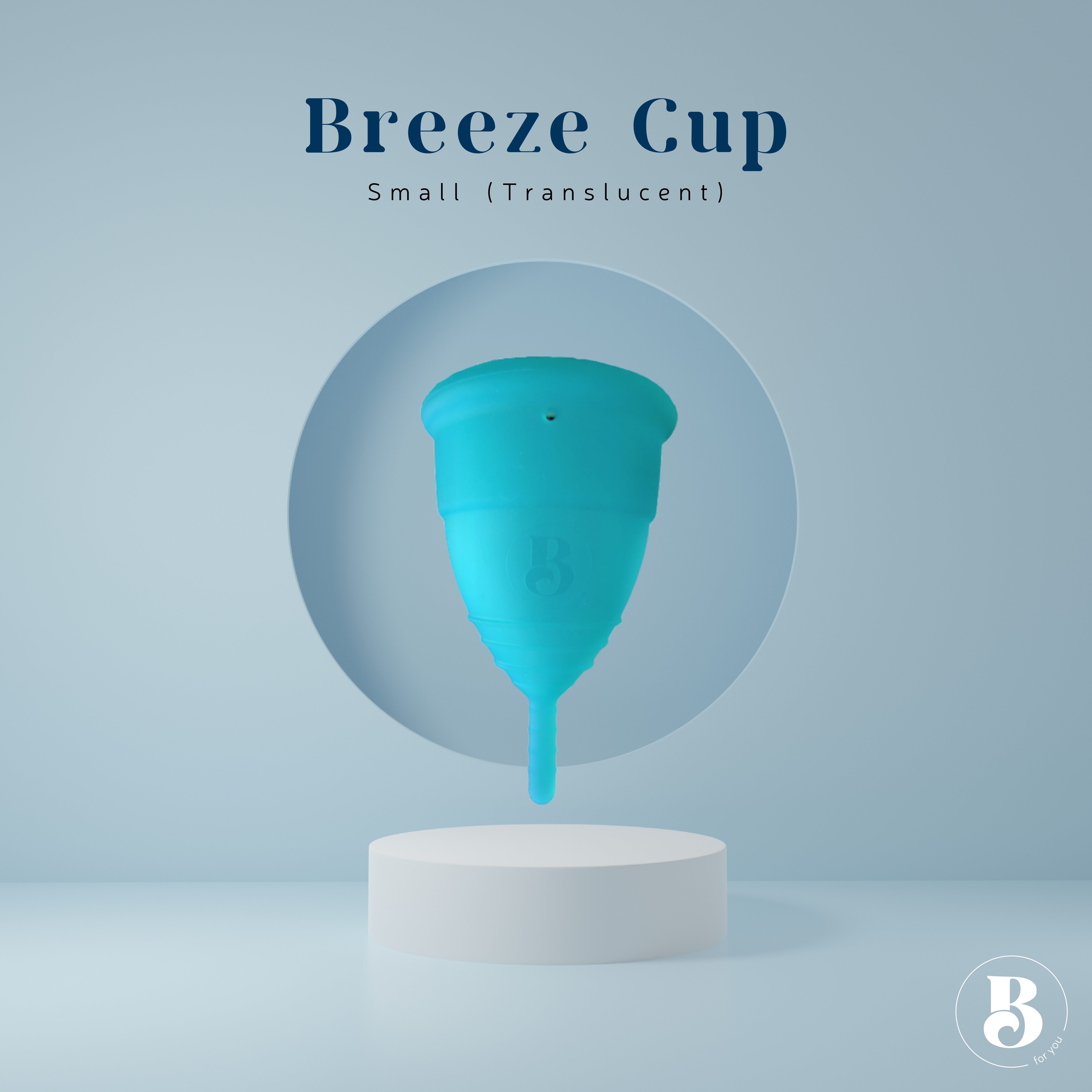 Breeze Cup Small Translucent