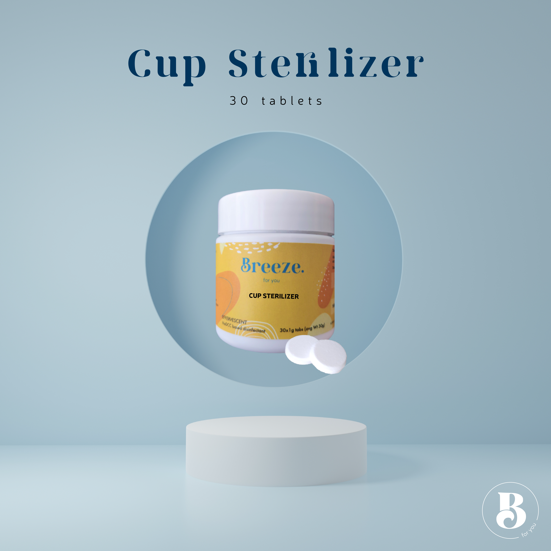 Breeze Cup Sterilizer