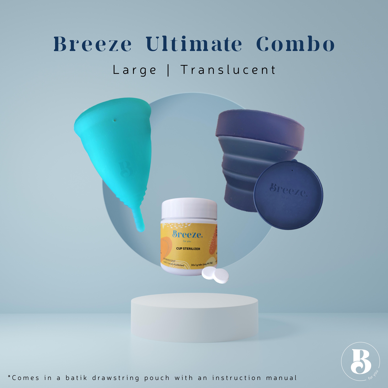 Breeze Ultimate Combo Large Translucent