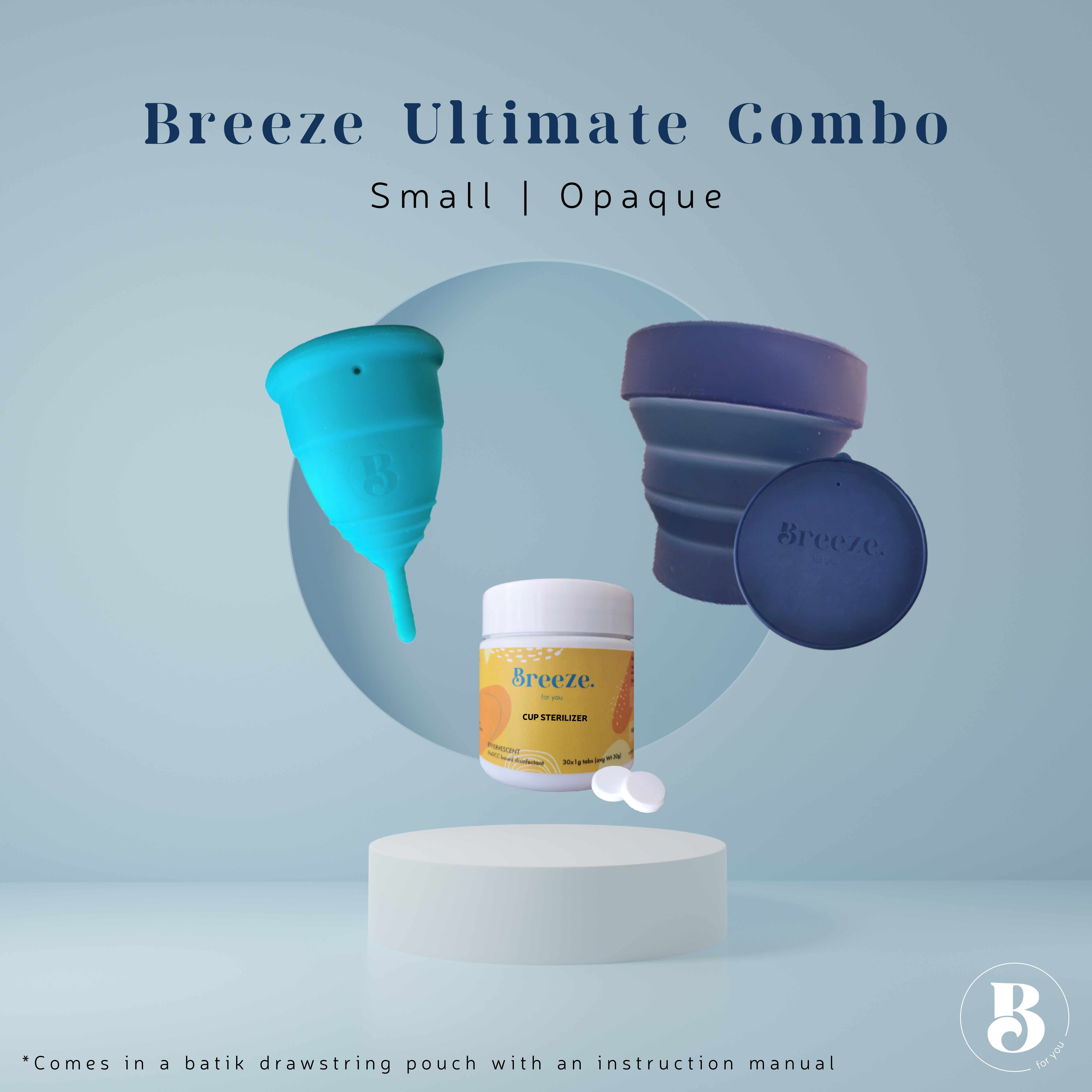 Breeze Ultimate Combo Small Opaque