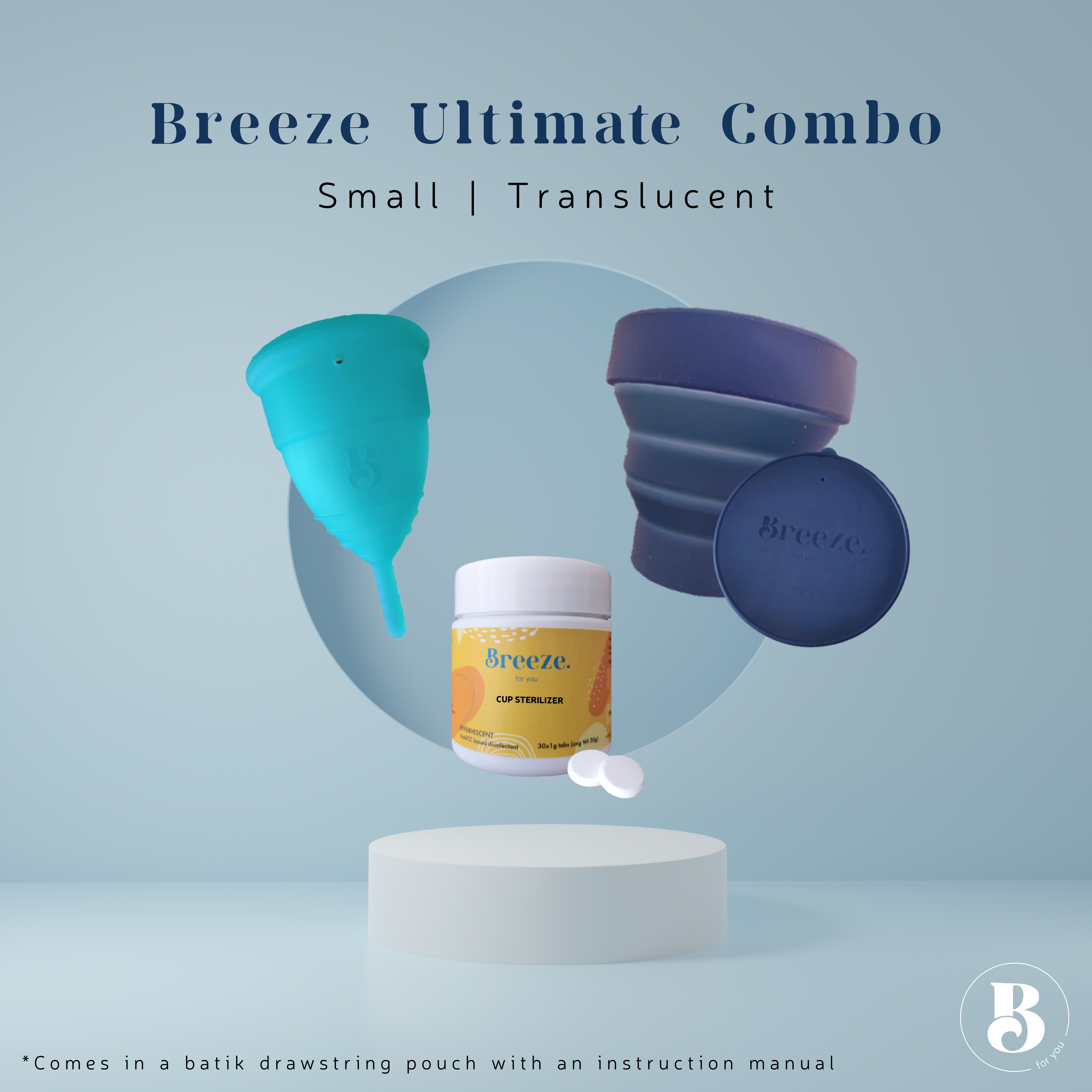 Breeze Ultimate Combo Small Translucent