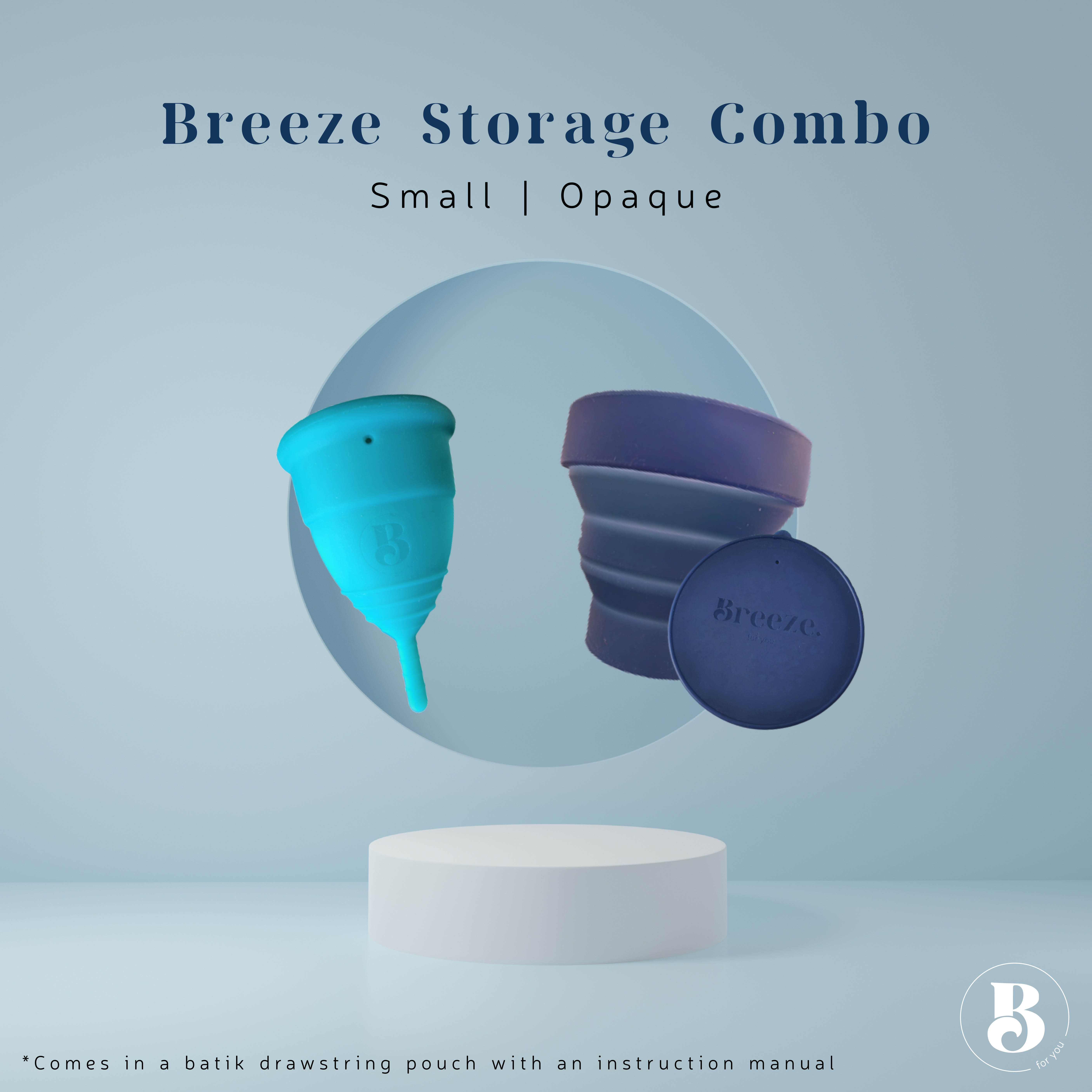 Breeze Storage Combo Small Opaque