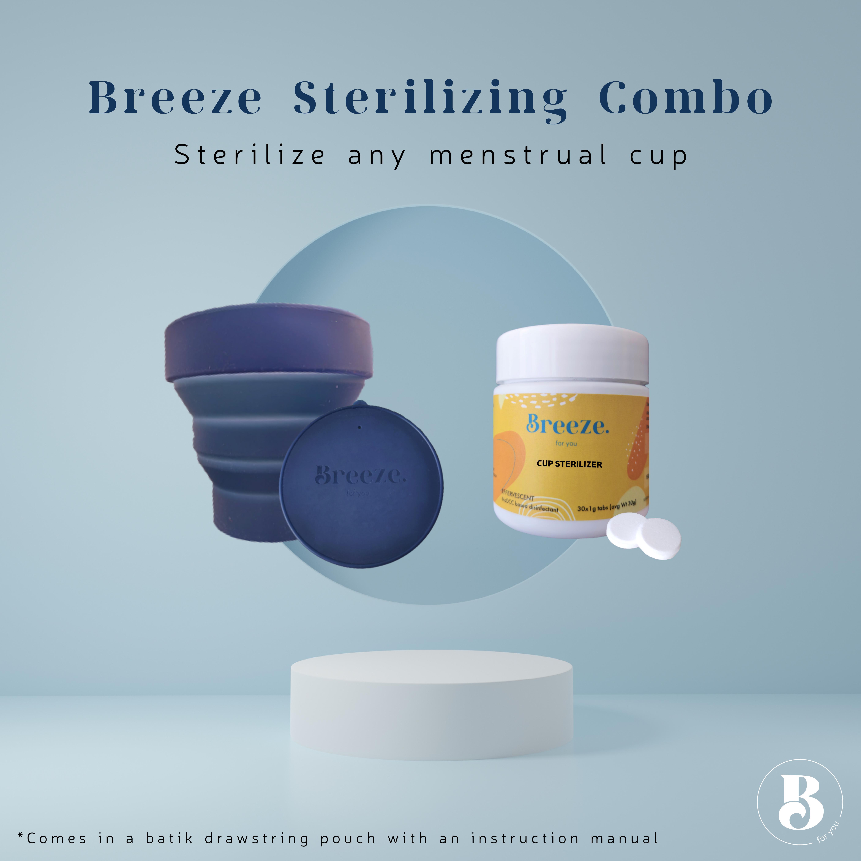 Breeze Sterilizing Combo